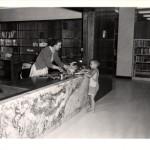 Summer Reading Fever, circa 1961