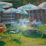 Paintings by Julie Hart at Central