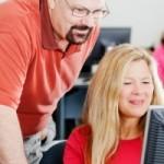 Computer help desk coach