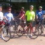 Hit the Road: Library Bike Tour is April 19