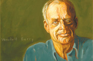 Honors for Library Friend Wendell Berry
