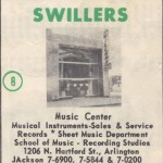 Our Back Pages: Swillers Music