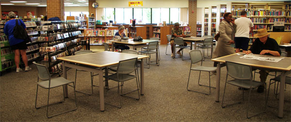 Aurora Public Library Meeting Rooms