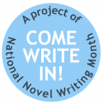 NANOWRIMO Shut Up and Write--Central
