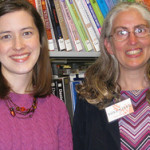 Meet Shirlington Volunteers Alexis and Sandi