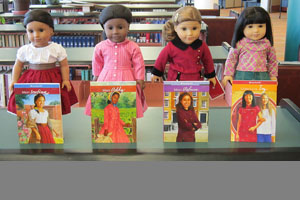 Meet Our American Girl Dolls