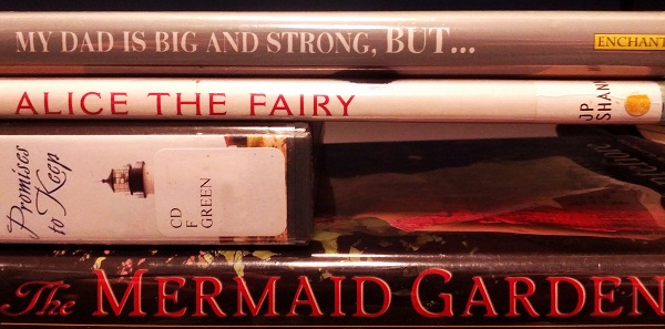 Spine Poetry Contest