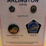 USS Arlington assorted