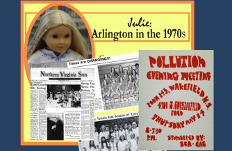Arlington's Story in American Girl Times
