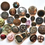 Martha Washington Button Club's Collections
