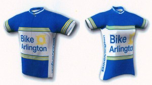 Bike Arlington, Wear New Jersey