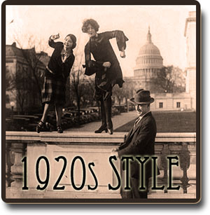 Books, Music and DVDs about and from the 1920s