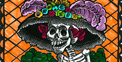 Day of the Dead image medium