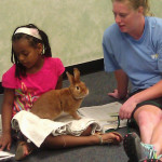 Reading Rabbits Visit Columbia Pike