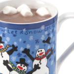 Drop-in Library Hot Chocolate Open House--Arlington Mill Community & Senior Center, 909 S. Dinwiddie St.