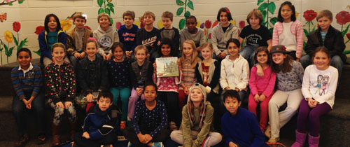 Arlington Traditional School Caldecott Group for 2014