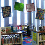 Doll Quilts on Display at Columbia Pike