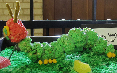 2013 edible book contest