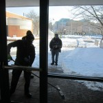 Library on Two-Hour Delayed Opening Friday, Feb. 14