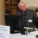 What Volunteers Do: Central Library Welcome Desk