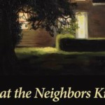 "Author Event: ""What the Neighbors Know"" Poetry Reading/Book Launch with Melanie McCabe--Westover"