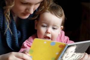 Reading with Your Preschooler