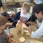 Westover Builds Birdhouses