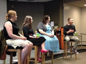 Video: Shut Up and Write Panel on Revising Your Work