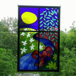 Maureen Melville: Stained Glass