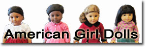 American Girl Doll Lending Program