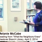 Video: Poet Melanie McCabe at Westover