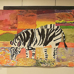 Saint Ann Students: Endangered Animal Paintings