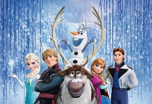 """Frozen"" Film Sing-a-Long for Kids and Teens--Central"