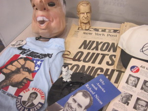 Nixon display