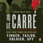 "Ride and Read: ""Tinker, Tailor, Soldier, Spy"""