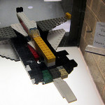 Lego Creations Exhibit 2014 at Aurora Hills