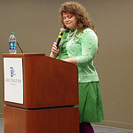 Rainbow Rowell Rocked the House for Banned Books Week