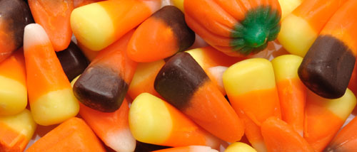 Candycorn banner