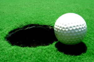 Mini Golf for Teens at the Library--Westover