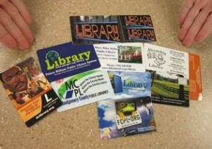 Library Card Month: Count Cards and Win