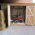 Garden Tool Lending: The Shed is Open