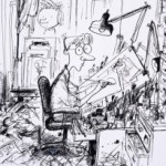 "Book Celebration: ""The Art of Richard Thompson""--Central"