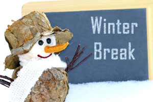 Storytime Break: Nov. 22 - Jan. 3