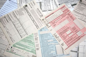 What's the Deal with 2014 Federal Tax Forms?