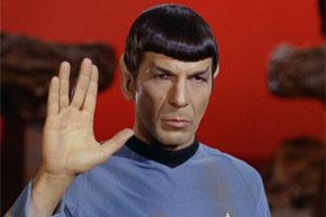 Live Long and Prosper, Mr. Nimoy