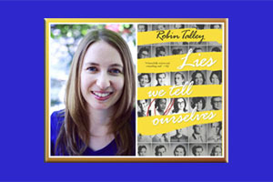 YA Author Interview: Robin Talley