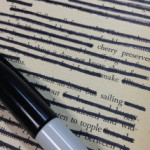 Blackout Poetry for Teens--Westover