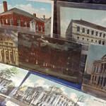 Postcard Display Celebrates America's Libraries