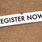 Register Online for Select Events