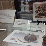 Civil War Artifacts from the Arlington Historical Society